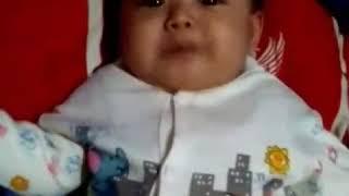 Bayi 7 bulan sudah bisa ngomong