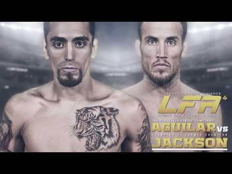 Damon Jackson vs. Kevin Aguilar For the Inaugural Featherweight Belt | February 17th at 9/8c