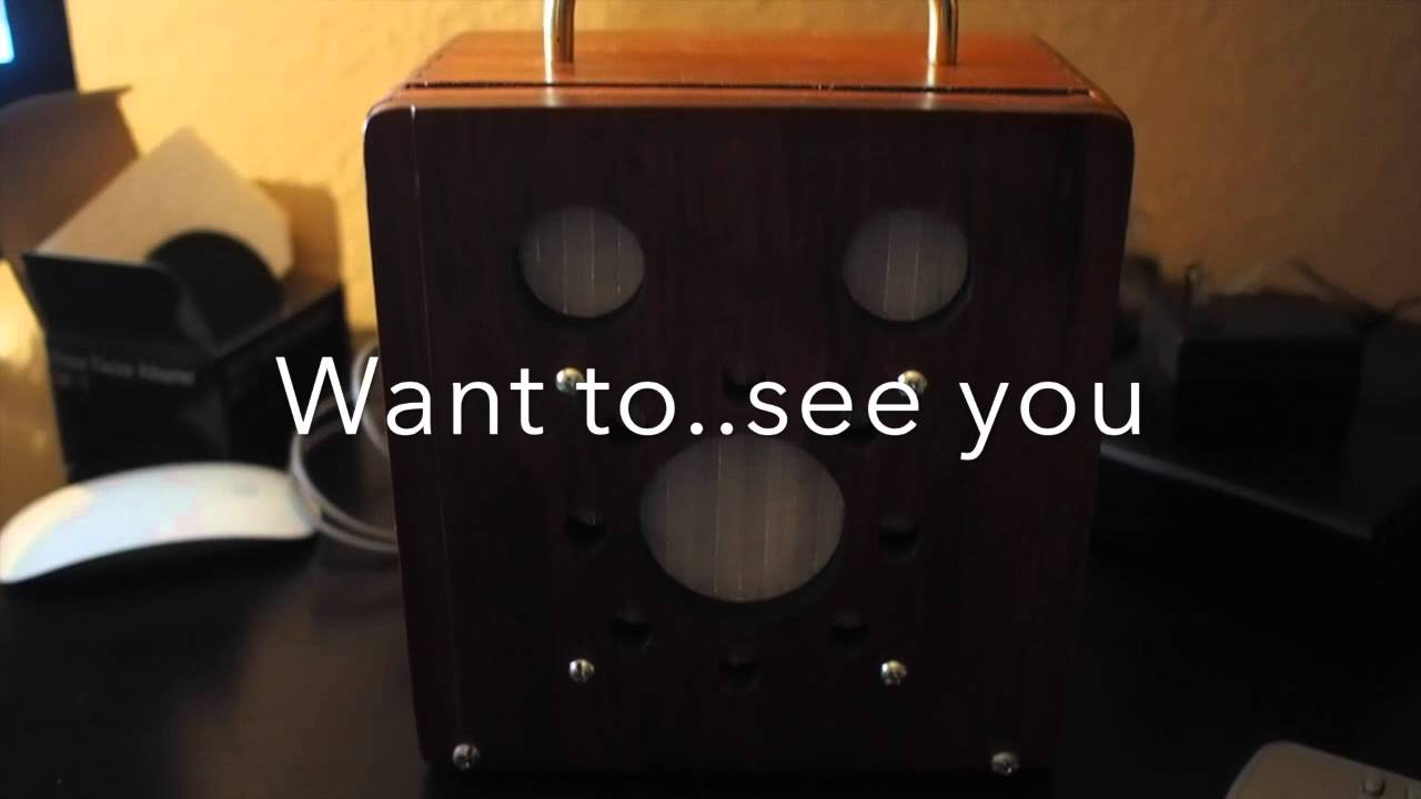 Amazing new Ghost Box that attracts the spirits instantly