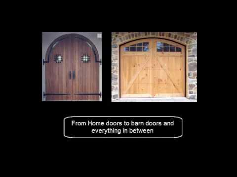 Custom Doors - Home Doors- Barn Doors