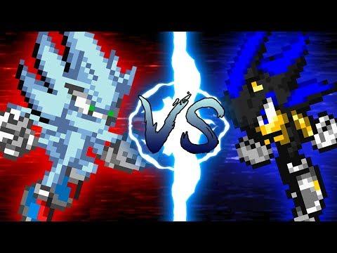 Nazo VS Seelkadoom (pivot Sprite Battle)