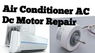 Mr slim noisy fan motor just neeeds bearings video for Slim jim air conditioner