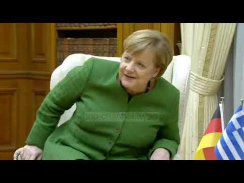 Edhe Shqipëria, pjesë e bisedës në takimin Merkel-Tsipras