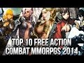 Top 10 Free Action Combat MMORPG Games 2014 | FreeMMOStation.com