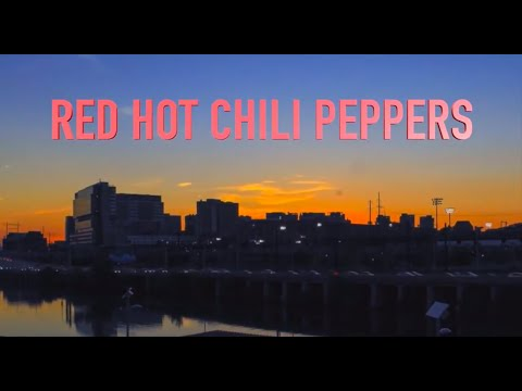 Day in the life with Drummer Chad Smith from Red Hot Chili Peppers