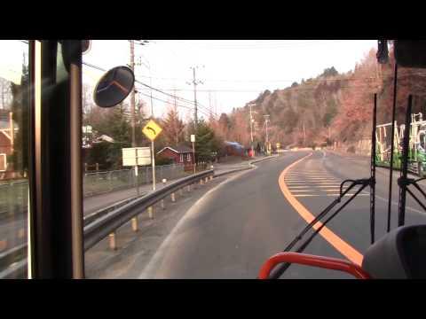 西日本JRバス園福線 園部→桧山→福知山