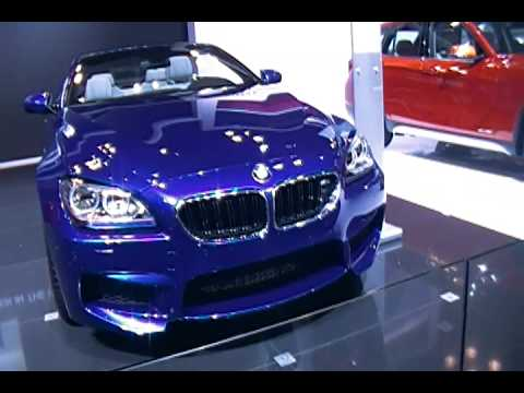 BMW- New York Auto Show