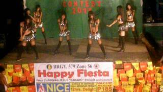 Repeat youtube video bgy 579 dance contest - BLACK EMPRESS