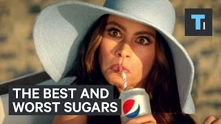Here are the best and worst sugars for you