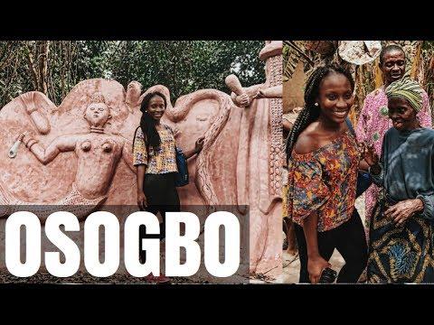 OSOGBO - NIGERIA ROAD TRIP [2018]   LIFE IN LAGOS #06   SASSY FUNKE