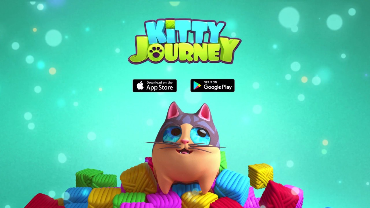 Kitty Journey u2022 Official Gameplay Trailer