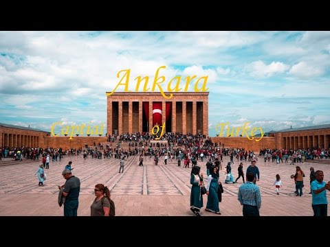 Ankara in one day - The capital of Turkey