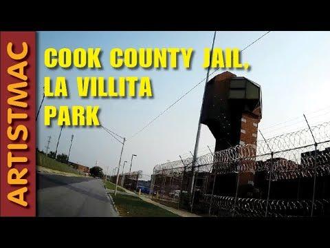 California Avenue, Cook County Jail and La Villita Park