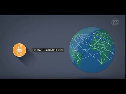 Explaining SDRs (Special Drawing Rights)