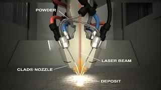 видео 3D-печать металлами