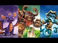 Skylanders - All Skylander Teams Cutscenes (2011-2016)