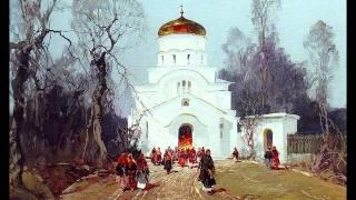 Д.Бортнянский Херувимская 7/D.Bortnyansky The Cherubim Hymn 7