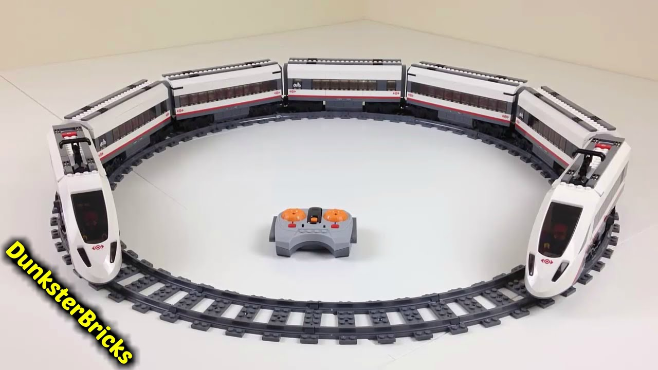 lego train instructions 60051