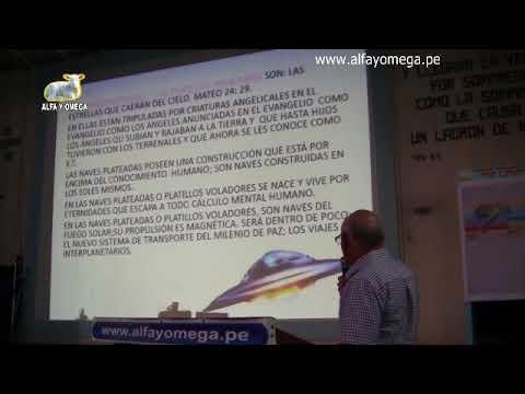 Los Símbolos del Milenio de Paz. Doctrina Alfa Y Omega. Hno Orlando Rojas.