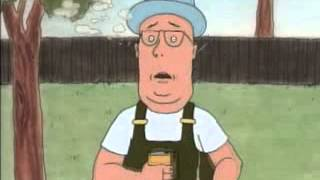 Mr. Anderson drinks Beer the whole day like Hank Hill / Mr. Anderson doing his thing for 10 Hours