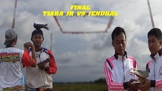 Video FINAL - SALING SIKUT Jendral Vs Tiara JR Lomba Merpati Kolong Rembun download MP3, 3GP, MP4, WEBM, AVI, FLV Agustus 2018