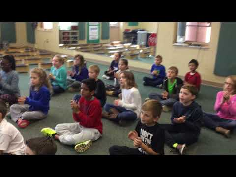 Rhythm Cards (quarter notes, quarter rests, eighth notes, half notes)