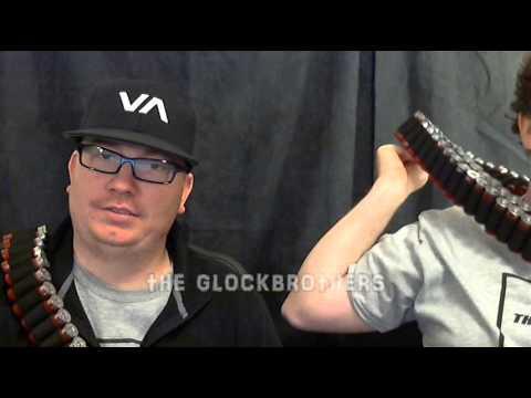 Botach Tatical Shotgun Bandoleer by Glockbrothers