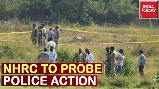 Hyderabad Rape Accused Shot Dead LIVE Reactions: Human Rights Body NHRC To Probe Police Action