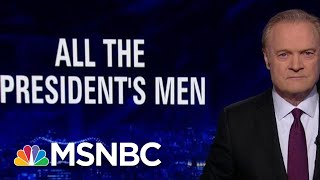 Lawrence: All The President's Men Must Testify In Senate Impeachment Trial | The Last Word | MSNBC