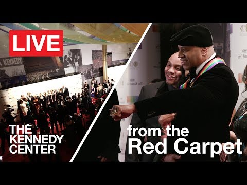 Red Carpet LIVE - The Kennedy Center Honors (2017)