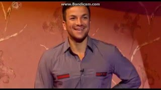 Peter Andre - Alan Carr Chatty Man - Part One
