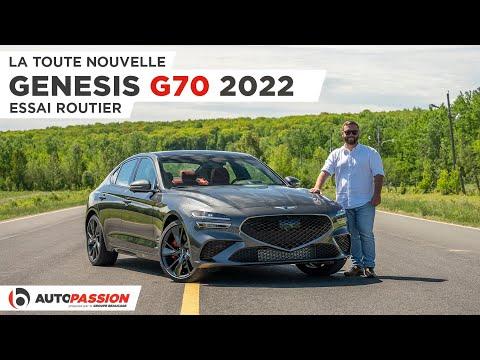 Genesis G70 2022 - Très Près De La Perfection !