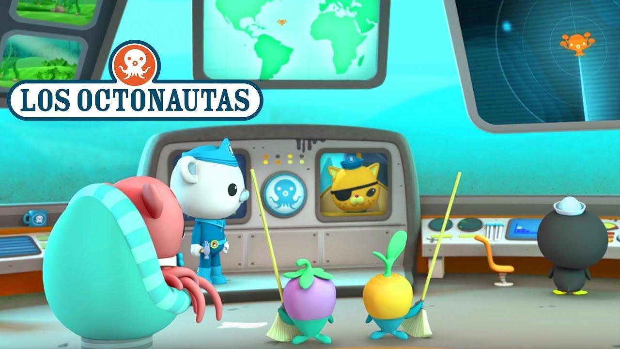 Los Octonautas Oficial En Español - Aventuras submarinas