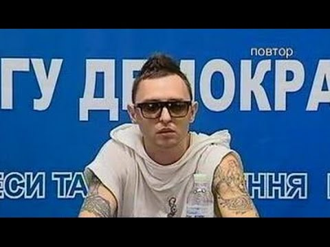 Рома Зверь - Николаевский ТВ Пресс-клуб (2011)