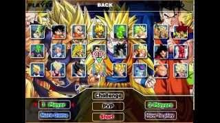 Dragon Ball Fierce Fighting V2 parte 2 su 2 fine 100%