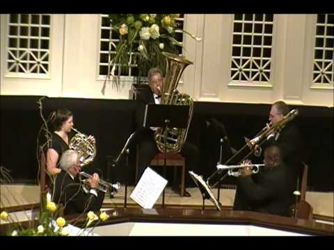 Five til Five Brass Quintet Wedding Sampler