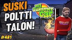 My Summer Car #481 | Suski Poltti Talon! | Uusi Päivitys