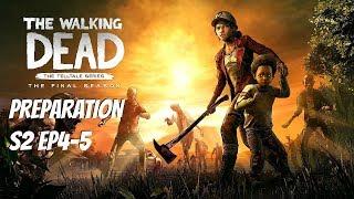 "The Walking Dead:Season 4 ""The Final Season"" Preparation Stream - Episode 1 Gameplay in 4 days"