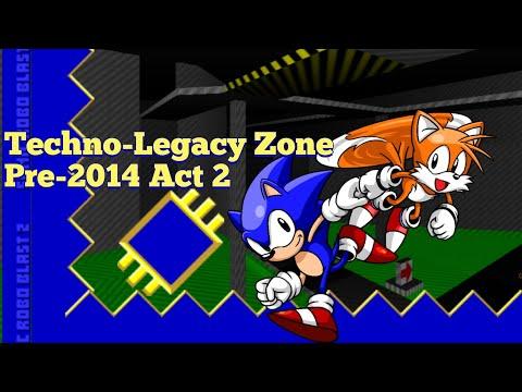 Srb2 V2.2: Techno Legacy Zone