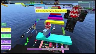 Lets Play ROBLOX Part 5 Mega Fun Obby 220-273