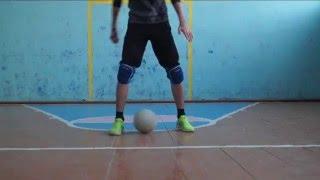 """Обучение финтам в футболе (для начинающих) """"Мега-финт Роналду"""""""