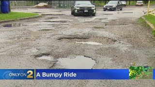 Woodlawn Residents Say Jackson Park Parking Lot Has Been A 'Nightmare' With Potholes, Cracks And Poo