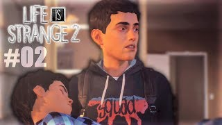 LIFE IS STRANGE 2 : LE JOUR OU TOUT A BASCULÉ #02 streaming