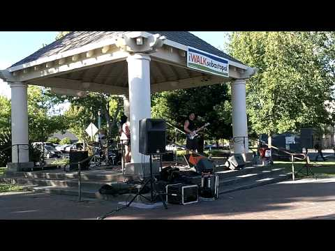 Music in the Square - Sebastopol, CA - 8-2-2012