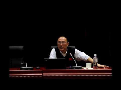 金灿荣2017313西南财经大学录音 川普的故事 国际环境变化