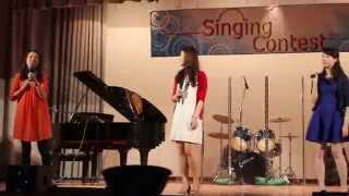 2014-2015 基督書院sing con決賽 - 老師表