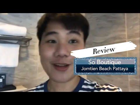รีวิวที่พัก พัทยา So Boutique Pattaya Hotel & Residence