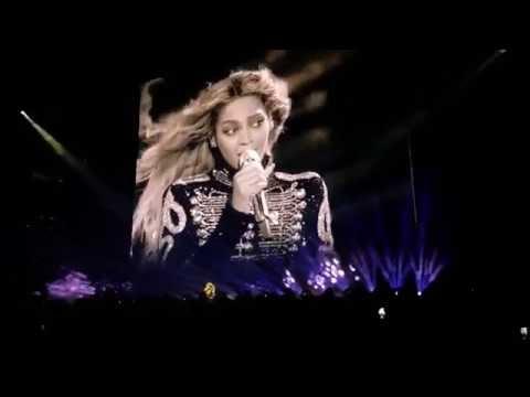 Beyoncé Beautiful Ones Prince Tribute Live Formation World Tour