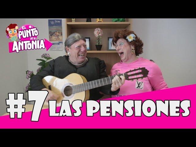 Hasta los Morancos hablan de pensiones.