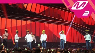 [MPD직캠] 갓세븐 1위 앵콜 직캠 4K 'Lullaby' (GOT7 FanCam No.1 Encore) | @MCOUNTDOWN_2018.10.04